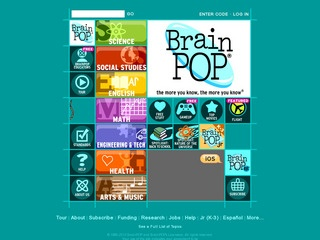 Brain Pop – Diabetic Dog