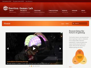 Exertion Games Lab