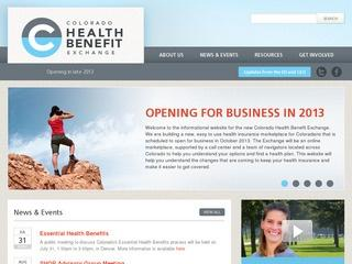 Colorado Health Benefit Exchange