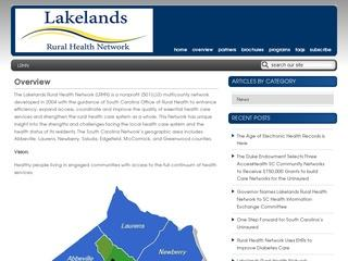 Lakelands Rural Health Network