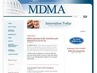Medical Device Manufacturers Association
