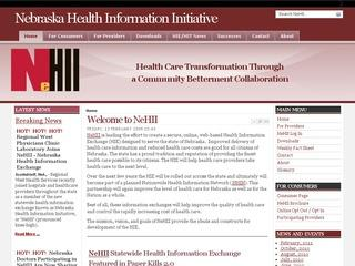 Nebraska Health Information Initiative