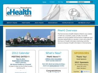 Pennsylvania eHealth Initiative