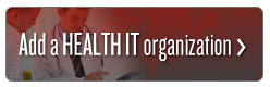 Add a new Health IT Organization