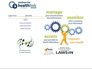 Southern Tier Health Link New York