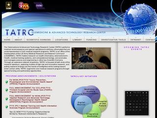 TATRC (Telemedicine and Advanced Technology Research Center)