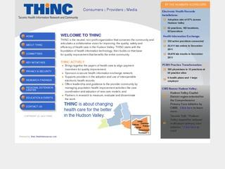 Taconic Health Information Network and Community
