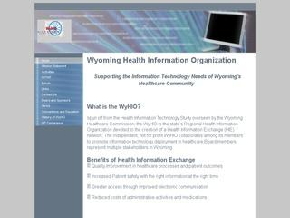 Wyoming Health Information Organization